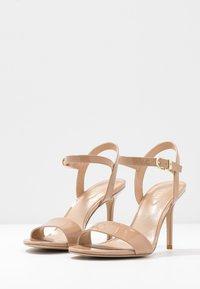 Lauren Ralph Lauren - GWEN - High heeled sandals - nude - 4