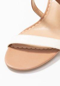 Lauren Ralph Lauren - SUPER SOFT - Sandals - nude/vanilla/deep - 2