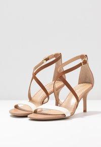 Lauren Ralph Lauren - SUPER SOFT - Sandals - nude/vanilla/deep - 4