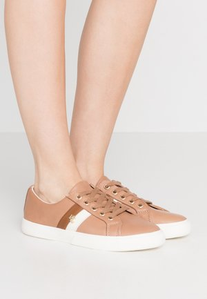 JANSON  - Sneakersy niskie - nude/vanilla/deep