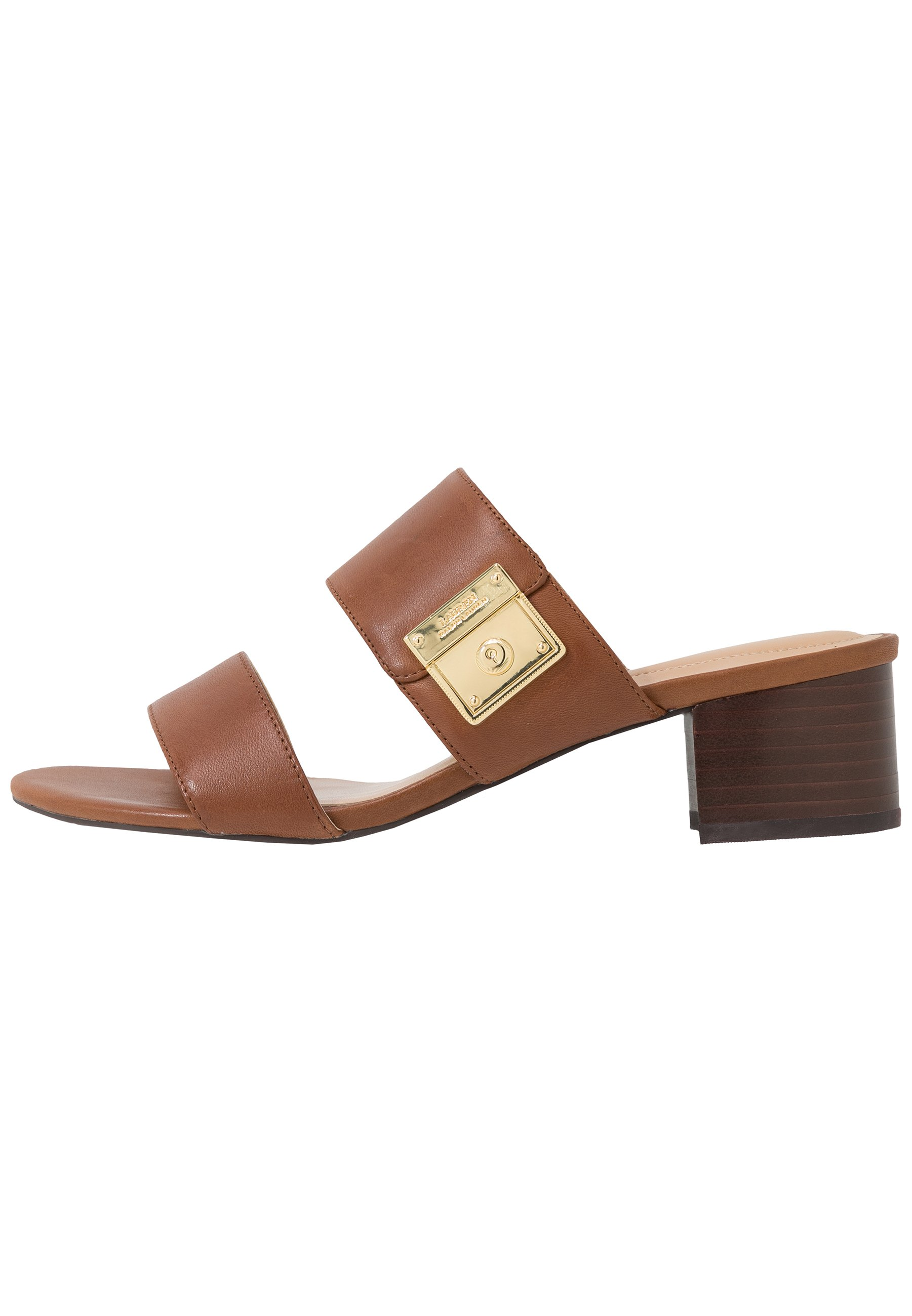 Lauren Ralph Windham - Ciabattine Deep Saddle Tan eZRe3