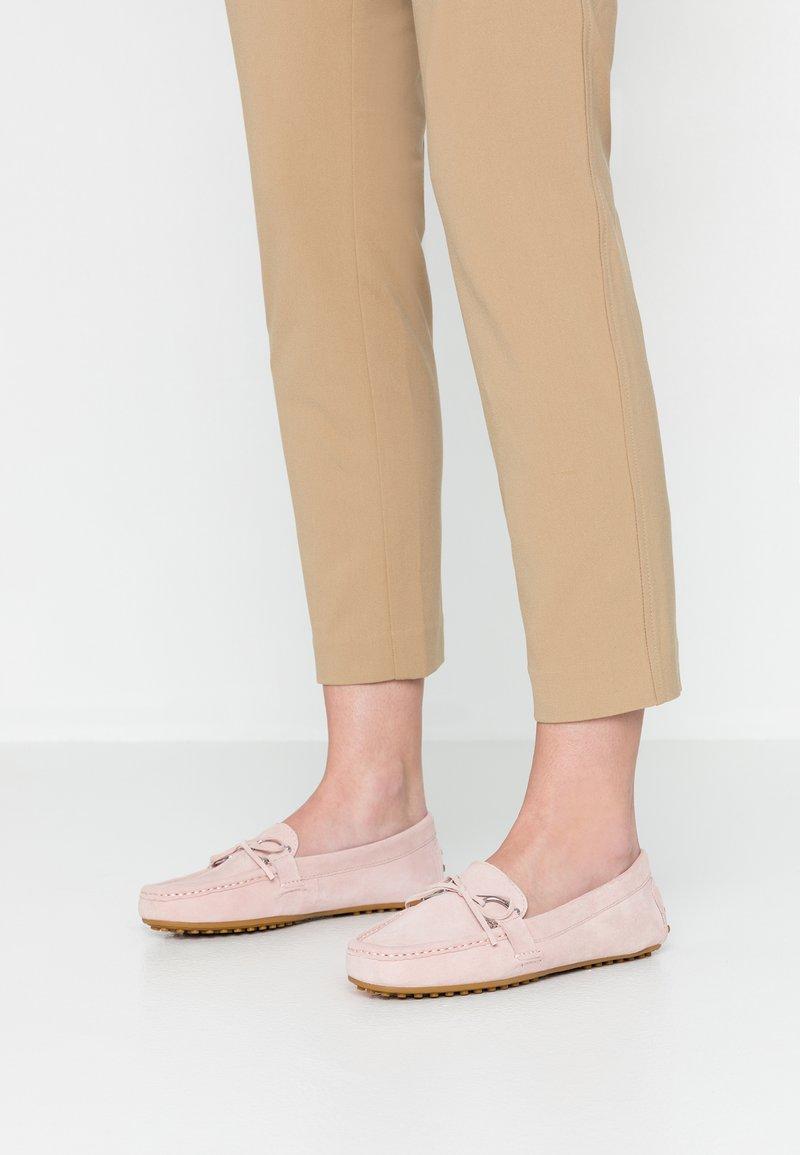Lauren Ralph Lauren - BRILEY - Mocassini - pearl pink