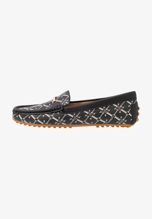 BRIONY FLATS CASUAL - Moccasins - black heritage