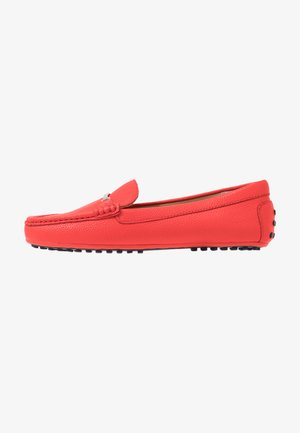 BRIONY FLATS CASUAL - Mocassins - sporting red
