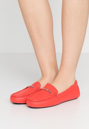 BRIONY FLATS CASUAL - Moccasins - sporting red