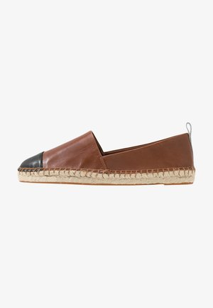 DORIAN CASUAL - Espadrillas - deep tan