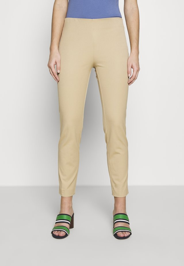 PANT - Tygbyxor - birch tan