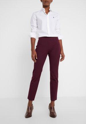 PANT - Pantaloni - pinot noir