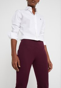 Lauren Ralph Lauren - PANT - Trousers - pinot noir - 4