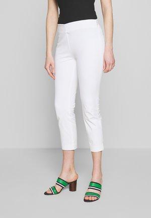 Leggings - Trousers - white