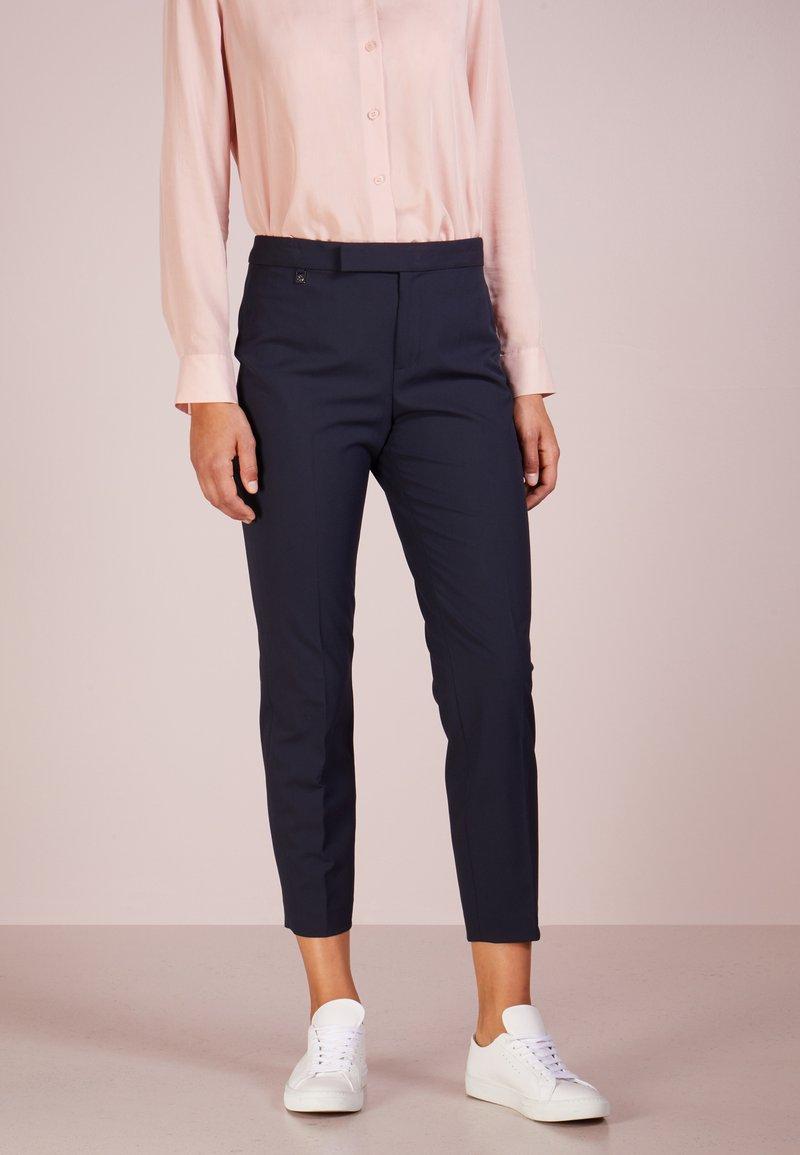 Lauren Ralph Lauren - SUITING  PANT - Trousers - navy