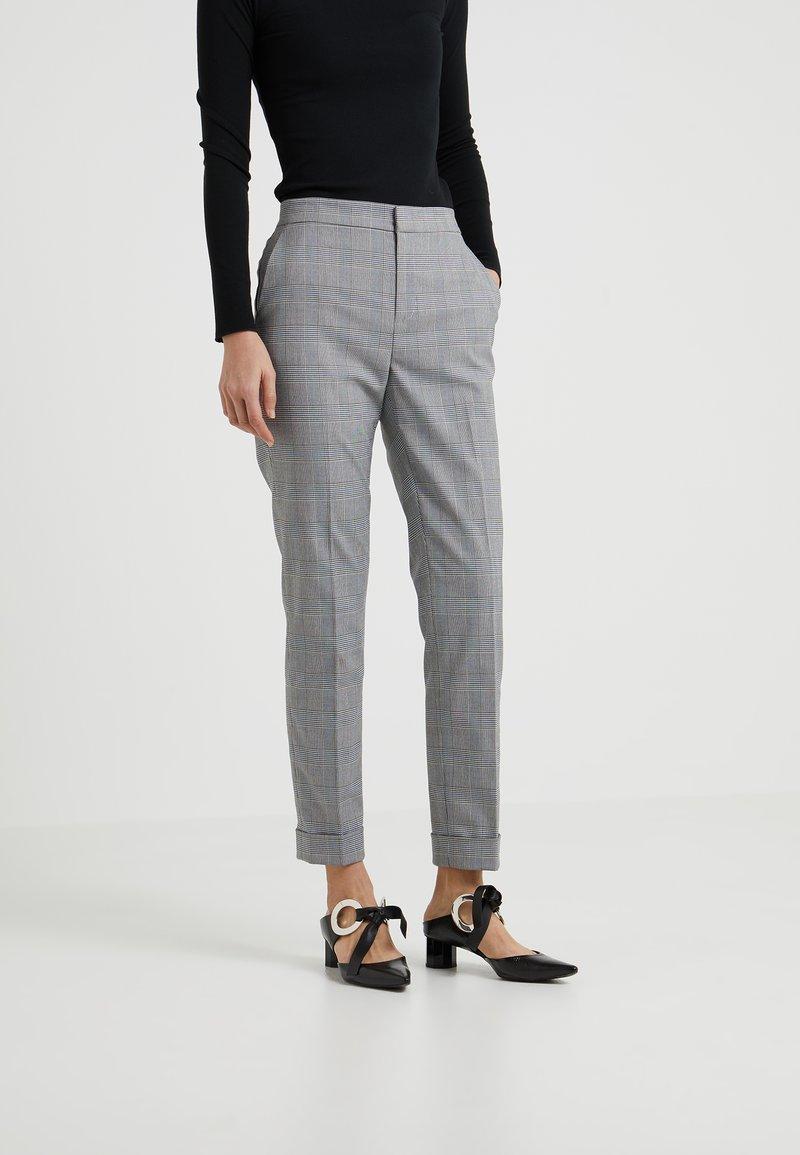 Lauren Ralph Lauren - Pantalones - black/cream/multi