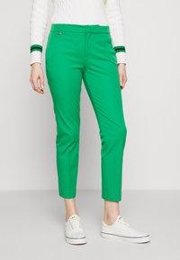 Lauren Ralph Lauren - LYCETTE PANT - Kalhoty - hedge green - 0