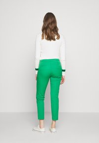 Lauren Ralph Lauren - LYCETTE PANT - Kalhoty - hedge green - 2