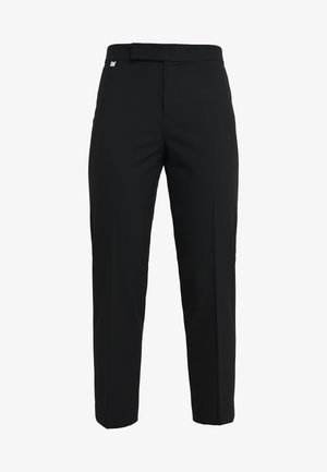 SUITING PANT - Bukse - black