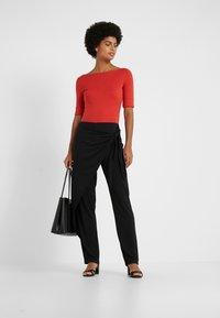 Lauren Ralph Lauren - Trousers - black - 1