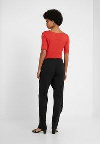 Lauren Ralph Lauren - Trousers - black - 2