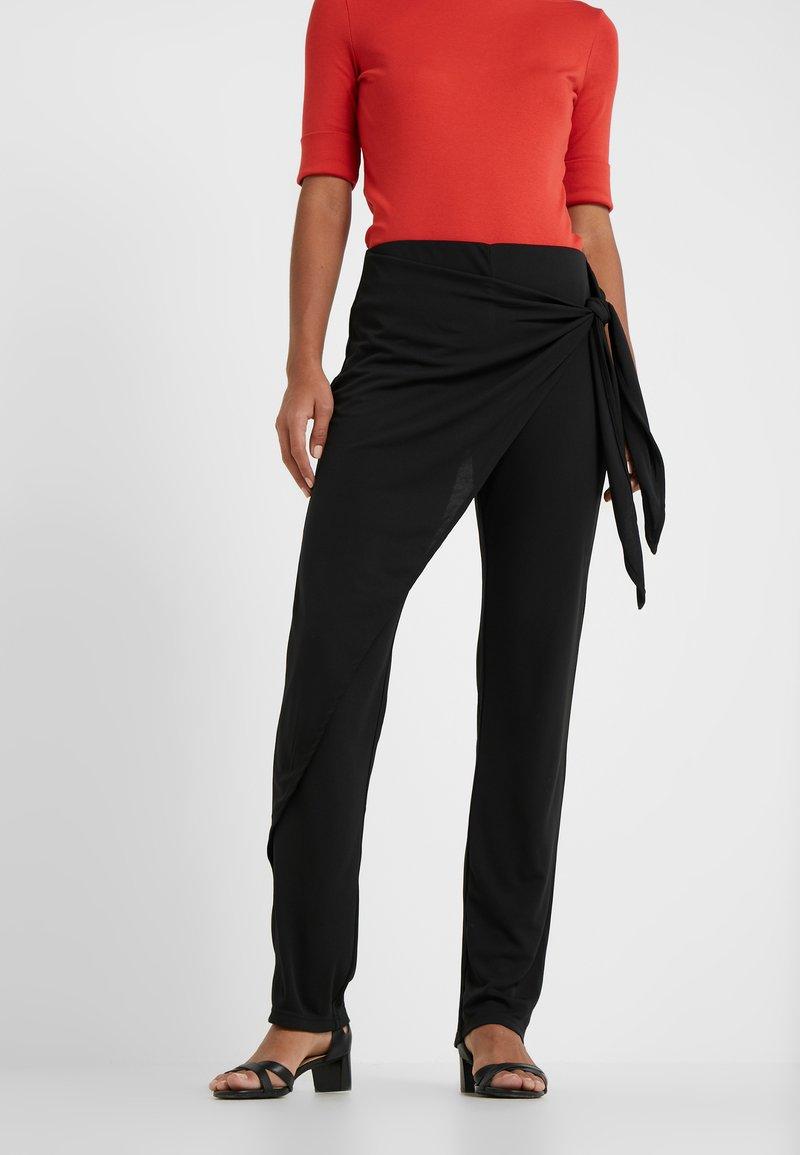 Lauren Ralph Lauren - Trousers - black