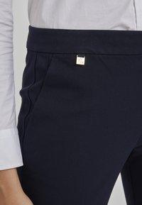 Lauren Ralph Lauren - PANT - Kalhoty - lauren navy - 4