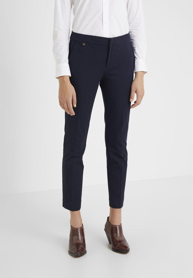 Lauren Ralph Lauren - PANT - Kalhoty - lauren navy
