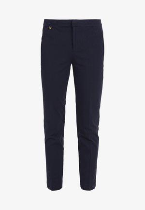 PANT - Spodnie materiałowe - lauren navy