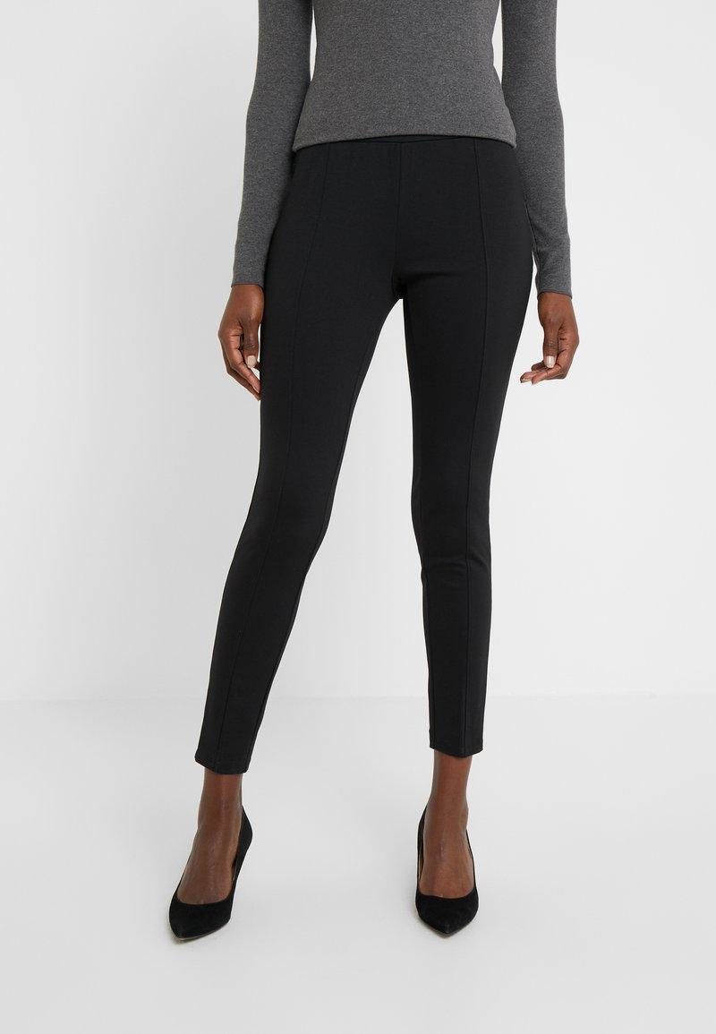 Lauren Ralph Lauren - MODERN PONTE PANT - Leggings - black