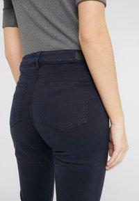 Lauren Ralph Lauren - WASHED PANT - Pantalones - lauren navy - 3