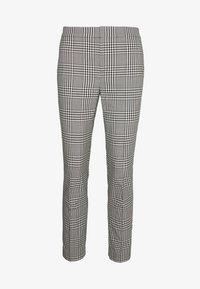 Lauren Ralph Lauren - SUITING PANT - Pantalones - black/white - 4