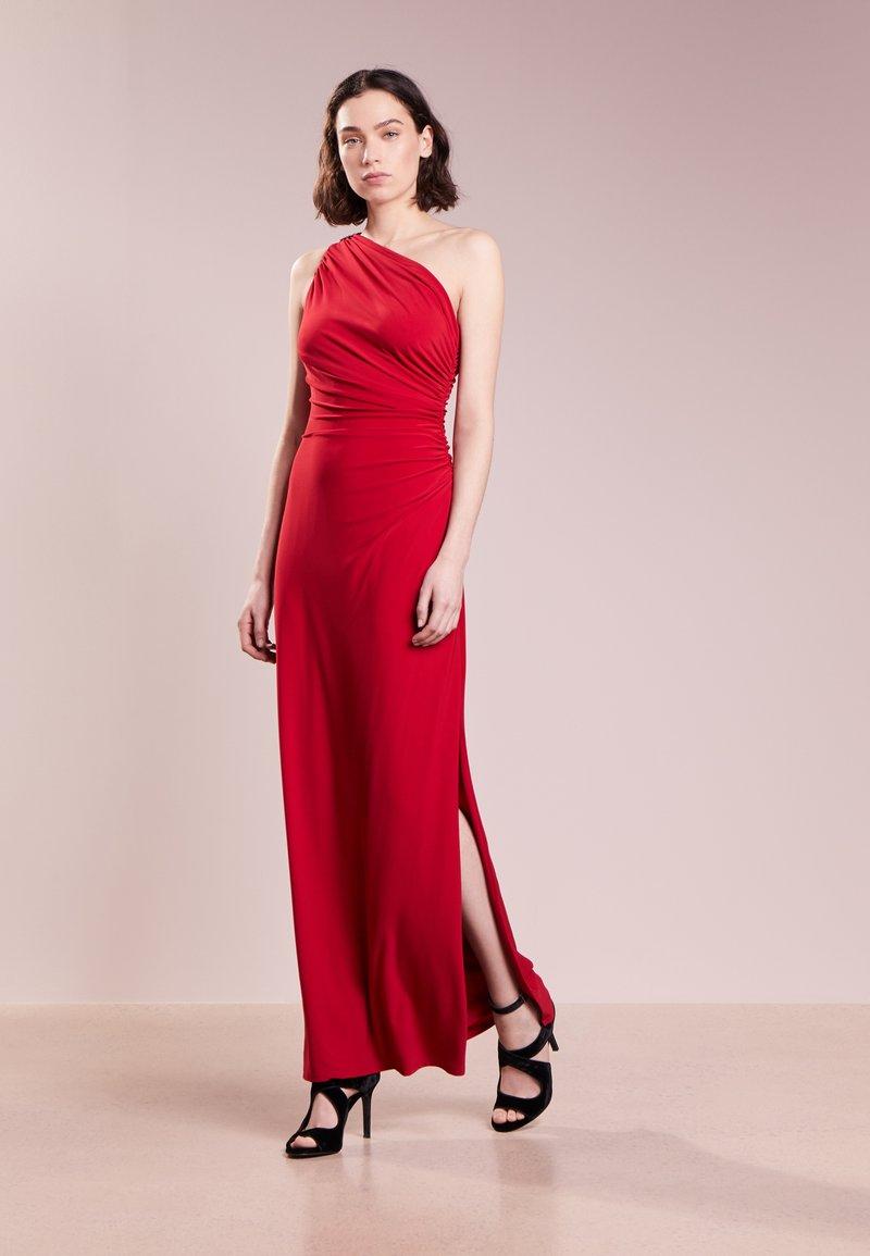 Lauren Ralph Lauren - Maxi dress - studio red