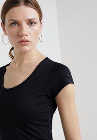 Lauren Ralph Lauren - Maxi-jurk - navy - 4