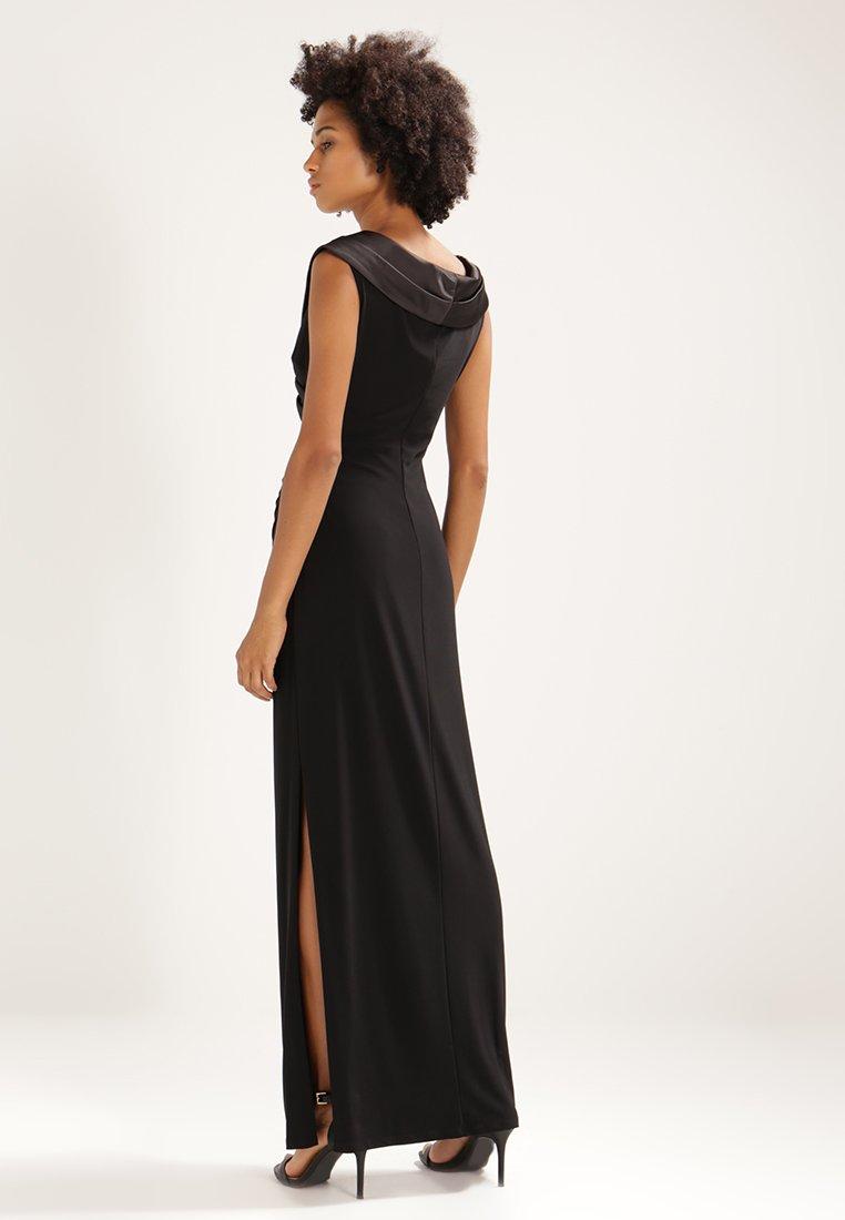 Lauren Ralph Lauren - LEONETTA - Robe de cocktail - black/black