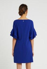 Lauren Ralph Lauren - LUXE TECH SILVANA - Sukienka z dżerseju - parisian blue - 2