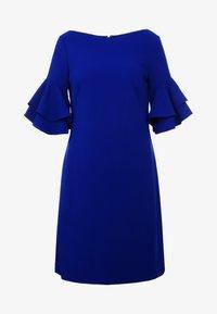 Lauren Ralph Lauren - LUXE TECH SILVANA - Sukienka z dżerseju - parisian blue - 3