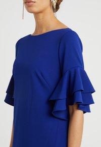 Lauren Ralph Lauren - LUXE TECH SILVANA - Sukienka z dżerseju - parisian blue - 4