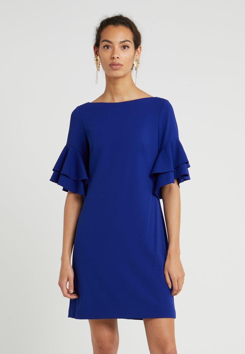 Lauren Ralph Lauren - LUXE TECH SILVANA - Sukienka z dżerseju - parisian blue