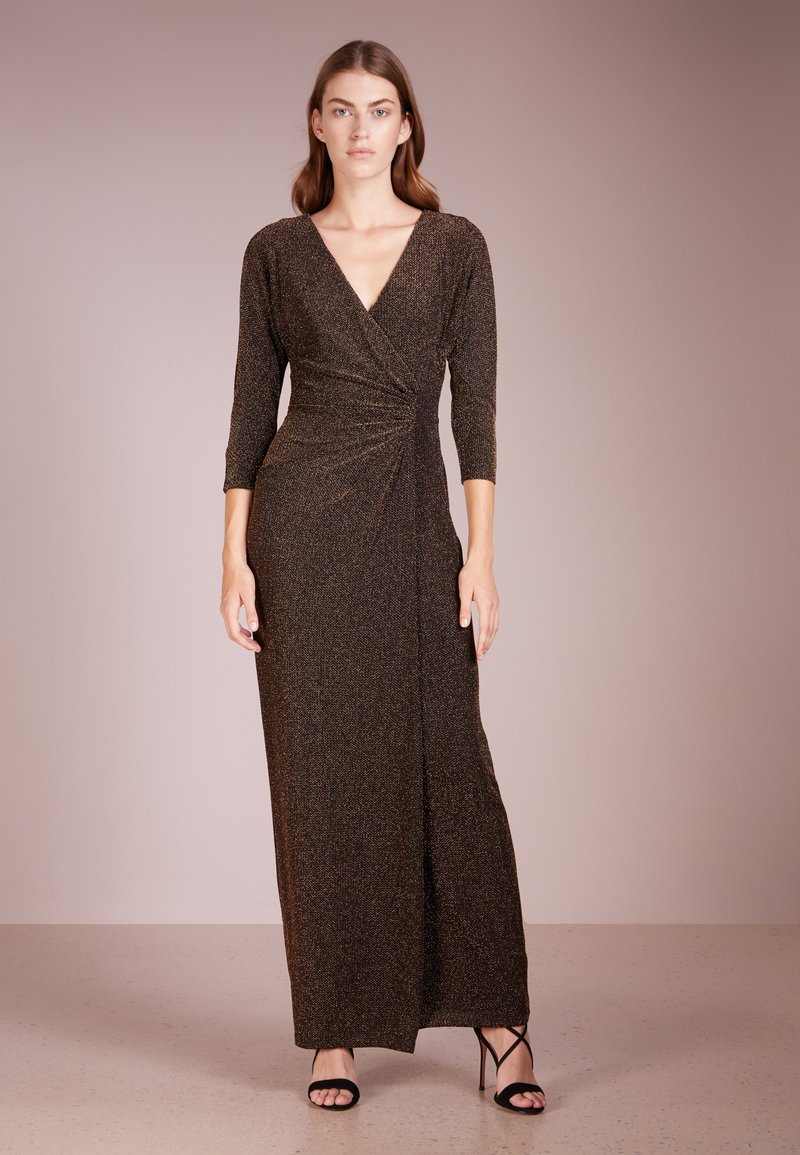 Lauren Ralph Lauren - LEIARA - Occasion wear - black/gold