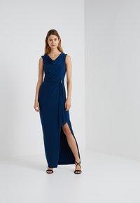 Lauren Ralph Lauren - SHAYLA  TRIM - Maxi šaty - luxe bryl - 1