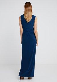 Lauren Ralph Lauren - SHAYLA  TRIM - Maxi šaty - luxe bryl - 2
