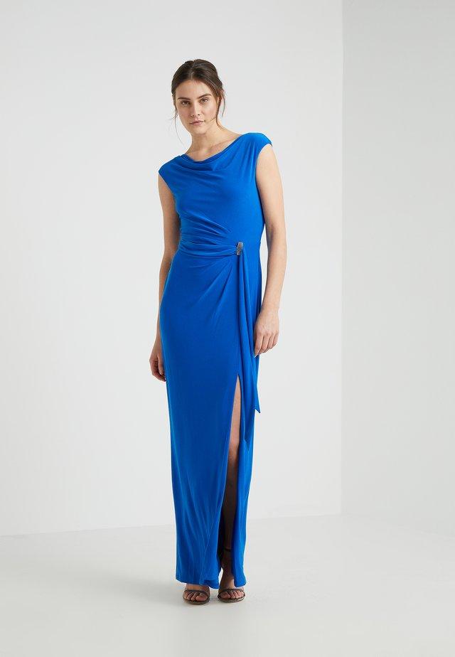 SHAYLA  TRIM - Maxi-jurk - portuguese blue