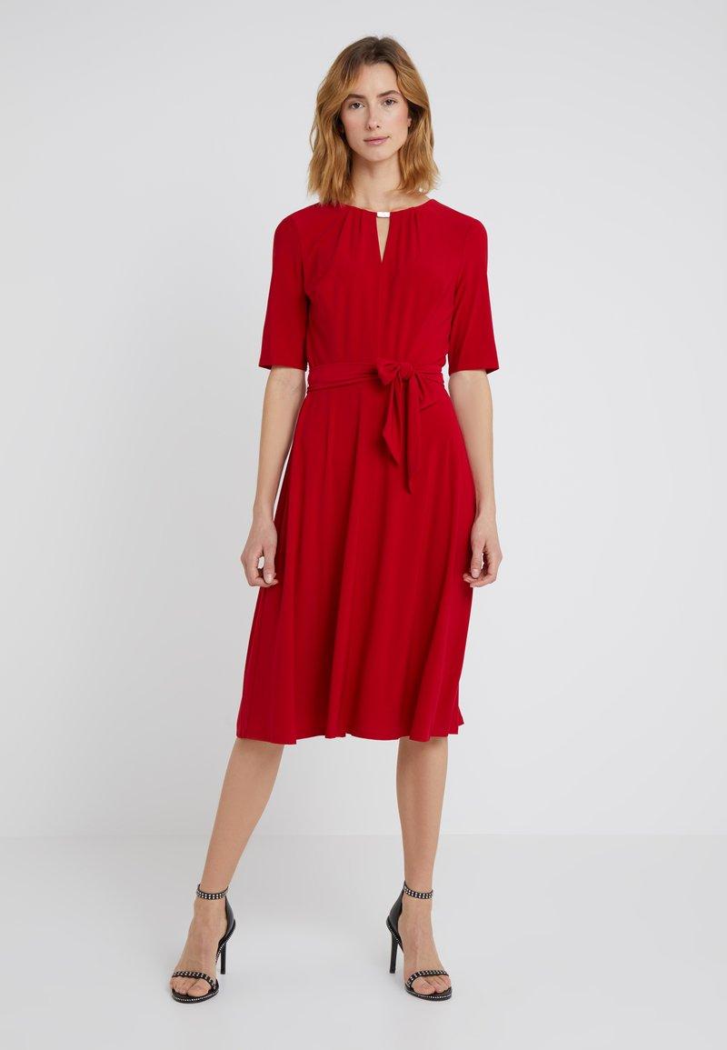 Lauren Ralph Lauren - Jerseykleid - parlor red