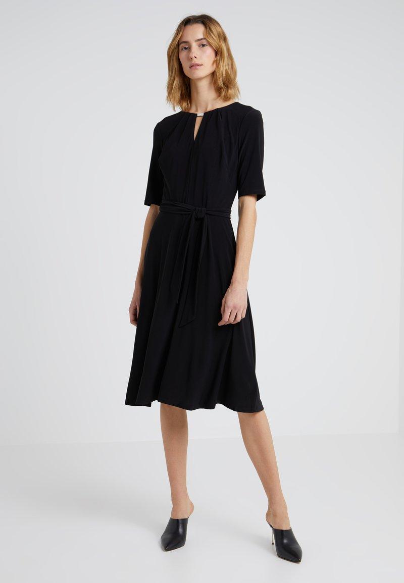 Lauren Ralph Lauren - Jerseykleid - black