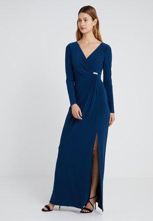 MATTE JILLIE TRIM - Maxi šaty - luxe