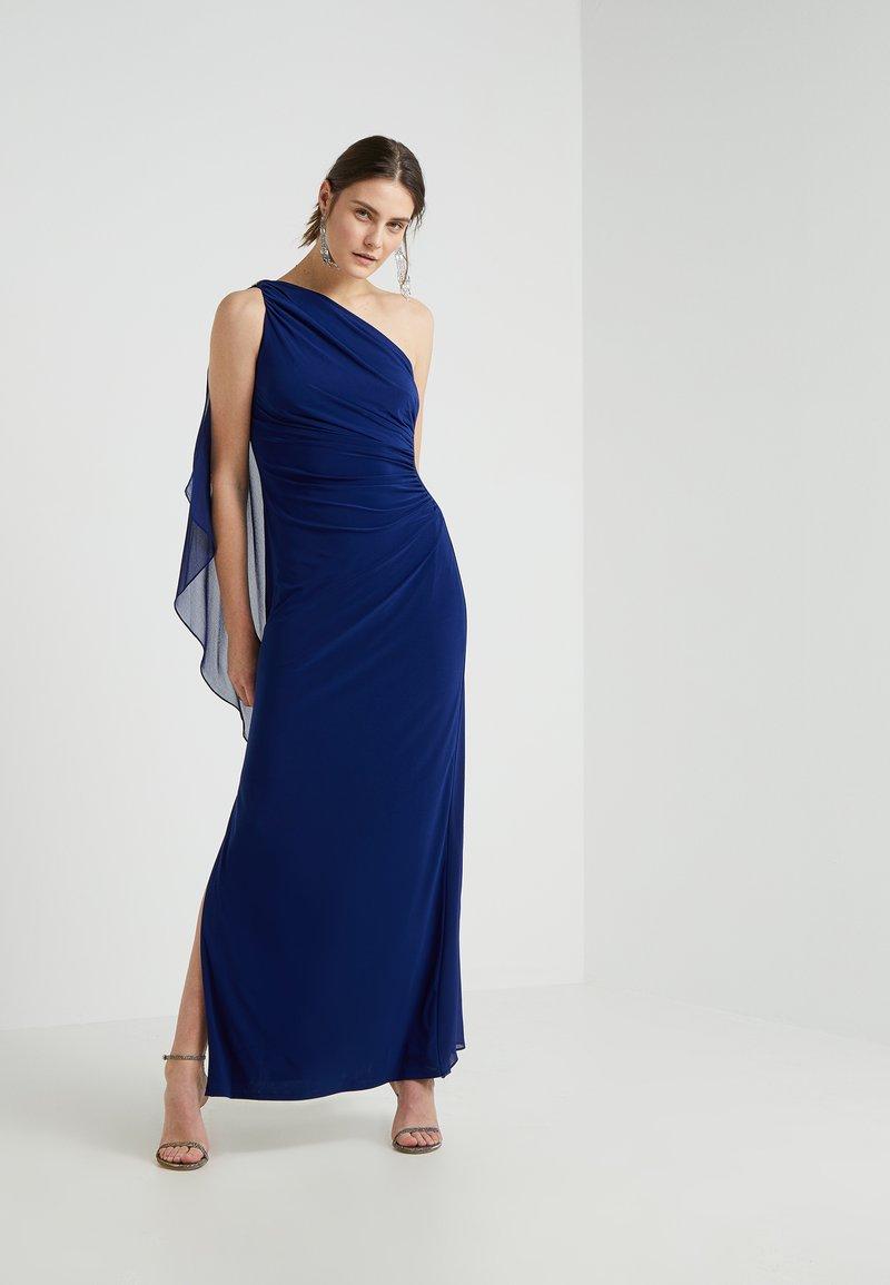 Lauren Ralph Lauren - LISELLA  - Robe de cocktail - rich sapphire
