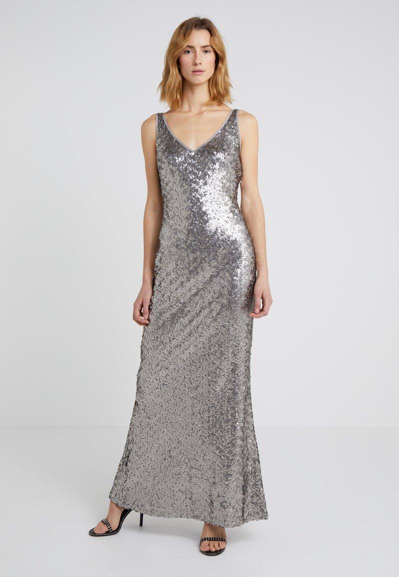 Lauren Ralph Lauren - LEMONY - Occasion wear - liquid silver