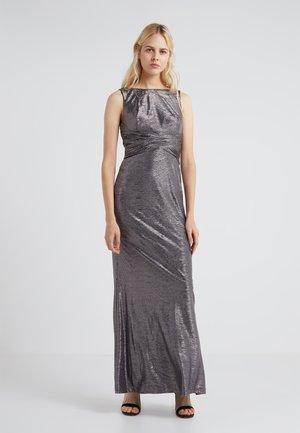 DILMANA - Společenské šaty - gunmetal