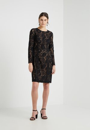 ALUNA - Koktejlové šaty/ šaty na párty - black