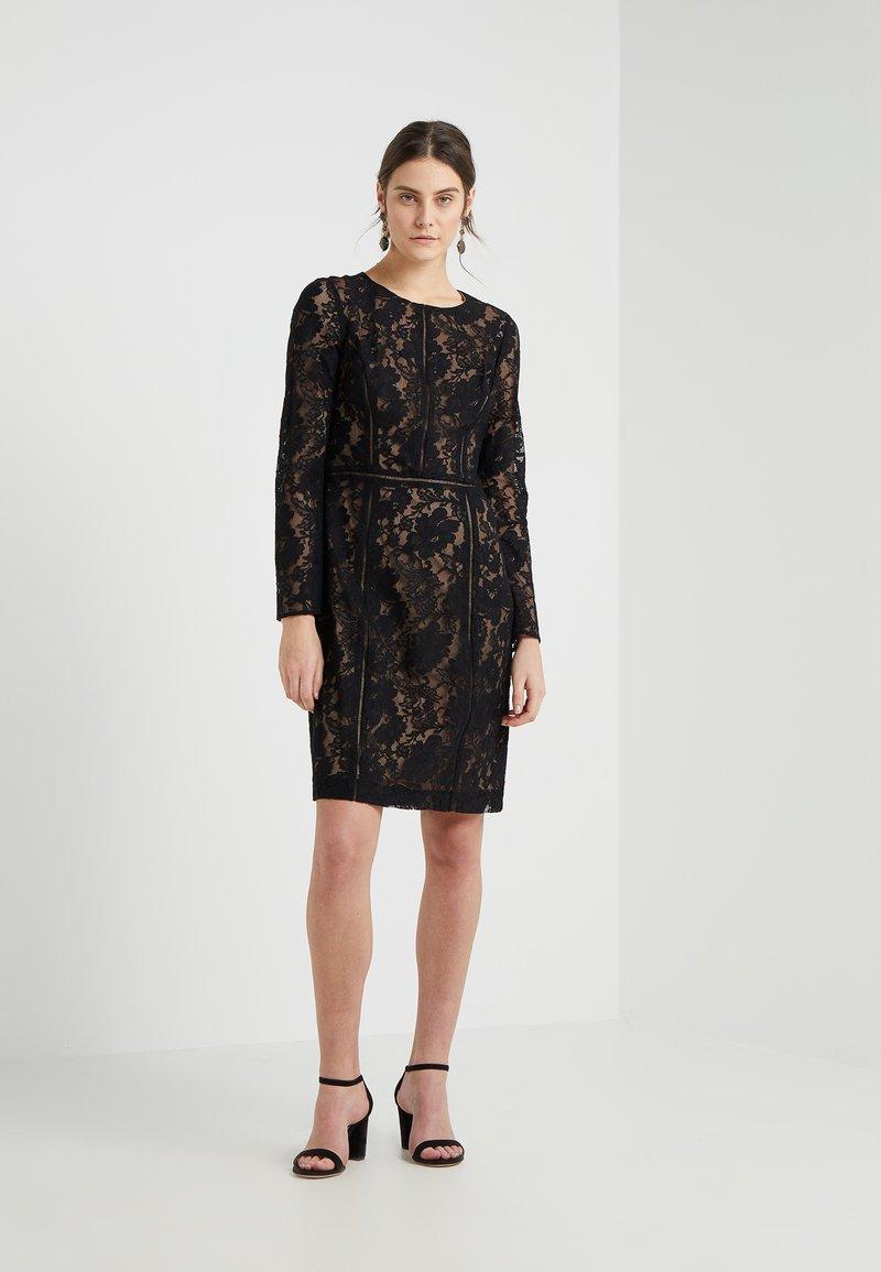 Lauren Ralph Lauren - ALUNA - Vestido de cóctel - black