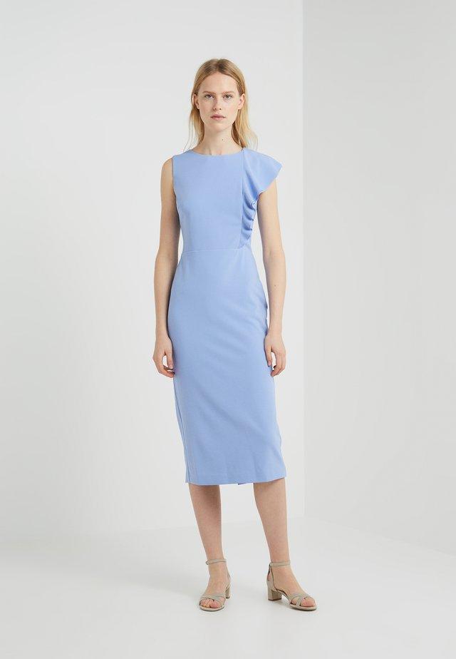 CHASON SLEEVELESSDAY DRESS - Etui-jurk - hydrangea