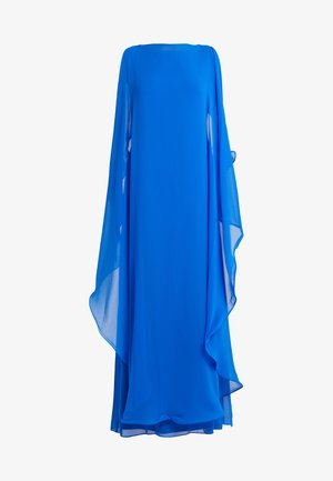Occasion wear - portuguese blue