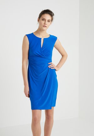 ELKANA  SLEEVE DAY DRESS - Fodralklänning - portuguese blue